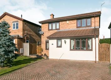 Thumbnail 3 bed detached house for sale in Thornhill Drive, Bersham Road, Wrexham