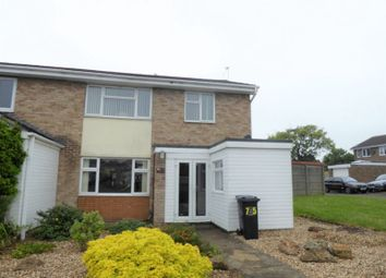 Thumbnail 3 bed semi-detached house for sale in Hathaway Road, Swindon