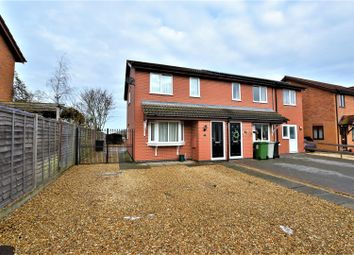 Thumbnail 3 bed semi-detached house for sale in Dunlin Road, Essendine, Stamford