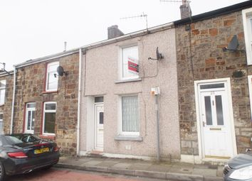 Thumbnail Terraced house for sale in Drysiog Street, Ebbw Vale