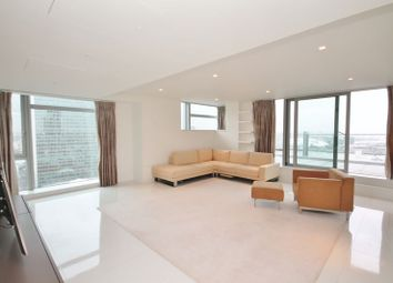 Thumbnail 3 bedroom flat to rent in Pan Peninsula Square, London