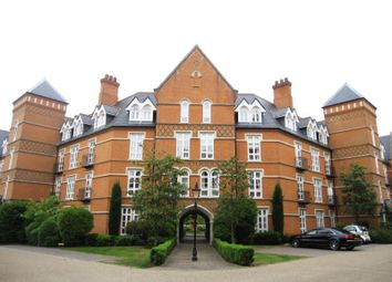 Thumbnail 2 bed flat to rent in Gillespie House, Holloway Drive, Virginia Water, Surrey