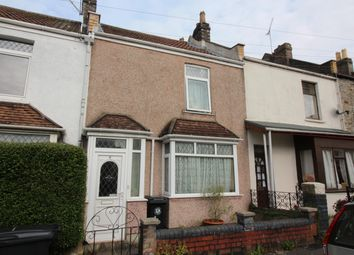 Thumbnail 2 bed terraced house for sale in Park Place, Eastville, Bristol