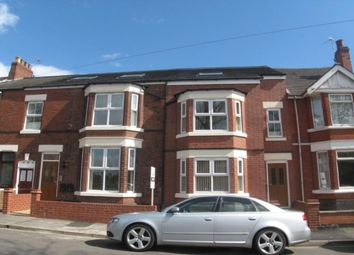 Thumbnail 1 bed flat to rent in King Edward Road, Nuneaton