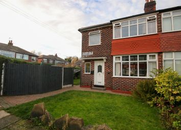 3 bed semi-detached house for sale in Grosvenor Road, Eccles, Manchester M30