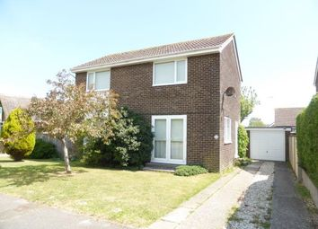Thumbnail 3 bed detached house for sale in Cherry Gardens, Littlestone, New Romney