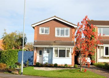 Thumbnail 4 bed detached house for sale in Delamere Lane, Stafford
