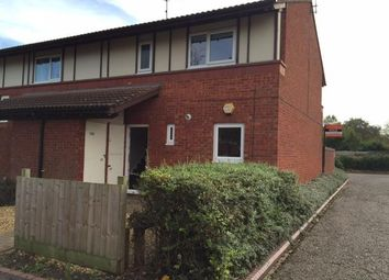 Thumbnail 3 bed end terrace house to rent in Welbourne, Werrington, Peterborough