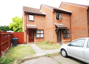 Thumbnail 2 bed end terrace house for sale in Courtney Road, Colliers Wood, London