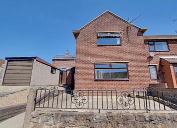 Thumbnail 2 bed semi-detached house for sale in Glendon Road, Ilkeston