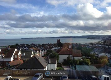 Thumbnail 3 bed flat to rent in Great Headland Road, Paignton
