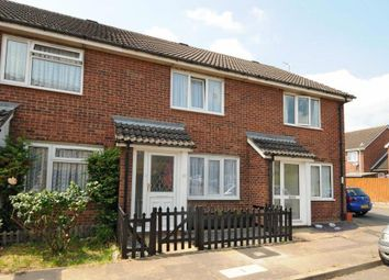 Thumbnail 2 bedroom terraced house to rent in Squires Court, Eaton Socon, St. Neots