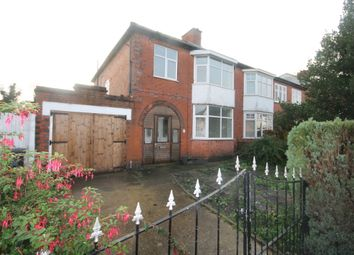 Thumbnail 3 bed semi-detached house for sale in Westleigh Avenue, Leicester