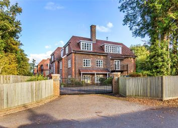 Thumbnail 3 bed flat for sale in London Road, Sunningdale, Ascot