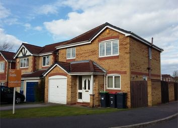 Thumbnail 3 bedroom detached house for sale in Netherfield Grange, Sutton-In-Ashfield