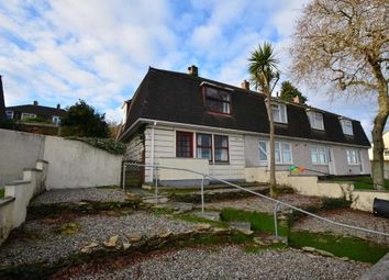 Thumbnail 2 bed end terrace house for sale in Oakfield Road, Falmouth