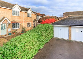Thumbnail 3 bedroom end terrace house for sale in Roebuck Close, Hertford