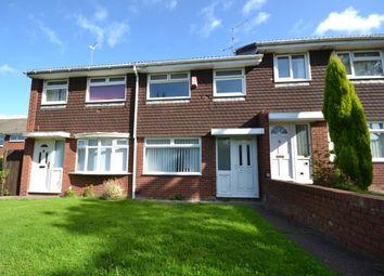 Thumbnail 3 bed property to rent in Brunton Walk, Kingston Park, Newcastle Upon Tyne