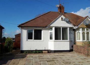 Thumbnail 2 bedroom semi-detached bungalow for sale in Fullingdale Road, The Headlands, Northampton