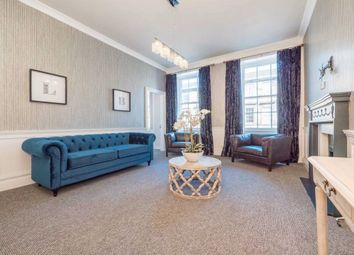 Thumbnail 3 bed flat to rent in Cumberland Street, New Town