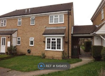Thumbnail 1 bedroom maisonette to rent in St Neots, St Neots