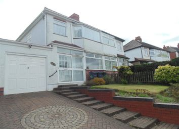 Thumbnail 3 bed semi-detached house to rent in Bonsall Road, Erdington, Birmingham