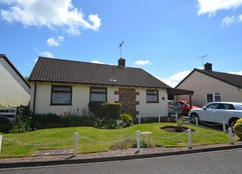Thumbnail 3 bed detached bungalow for sale in Nymet Avenue, Bow, Crediton, Devon