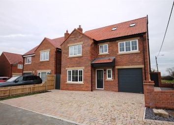 Thumbnail 5 bed detached house for sale in Helmington Row, Crook