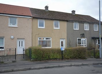 Thumbnail 2 bed terraced house for sale in Knowetop Crescent, Dumbarton