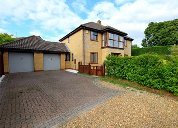 Thumbnail 4 bed detached house for sale in Braefield, Woodwalton, Huntingdon, Cambridgeshire