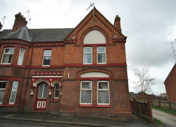 Thumbnail 1 bed flat to rent in Bargates, Whitchurch, Shropshire