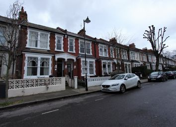 Thumbnail 4 bed flat to rent in Harberton Road, London