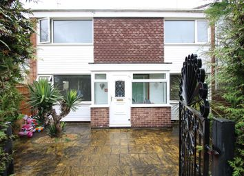 Thumbnail 3 bedroom end terrace house for sale in Gregory Court, Beeston, Nottingham