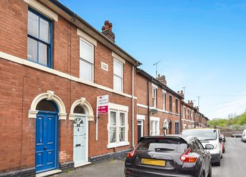 Thumbnail 3 bed terraced house for sale in Sudbury Street, Derby