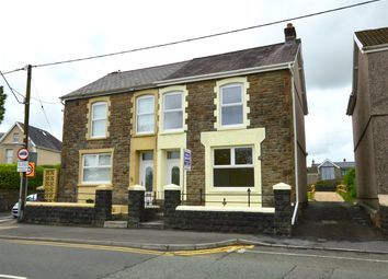 Thumbnail 3 bed semi-detached house for sale in High Street, Ammanford