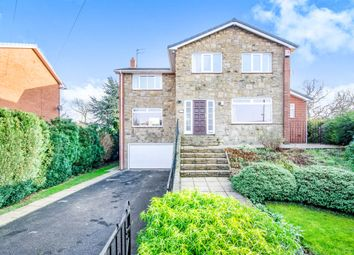 Thumbnail 4 bed detached house for sale in Lime Crescent, Sandal, Wakefield
