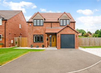 Thumbnail 3 bed detached house for sale in Manor Fields, Bishampton, Pershore