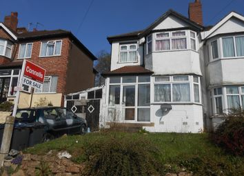 Thumbnail 3 bed semi-detached house for sale in Chartley Road, Erdington, Birmingham