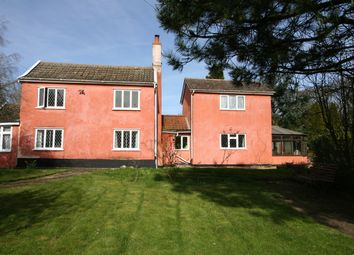 Thumbnail 3 bedroom detached house for sale in Thrandeston Road, Brome