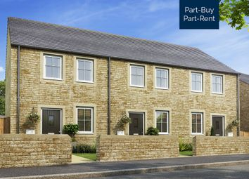 "Thumbnail 2 bed end terrace house for sale in ""Standen"" at Mitton Road, Whalley, Clitheroe"