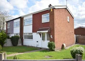 Thumbnail 3 bed semi-detached house for sale in Bestwood Close, Arnold