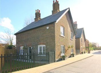 Thumbnail 2 bedroom semi-detached house to rent in Railway Cottages, Brewery Lane, Twickenham