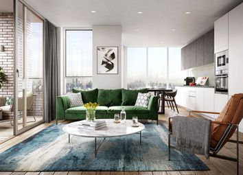 Thumbnail 1 bed flat for sale in Grant Road, London