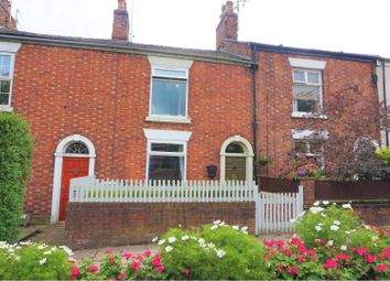 Thumbnail 2 bed terraced house for sale in Park Street, Macclesfield