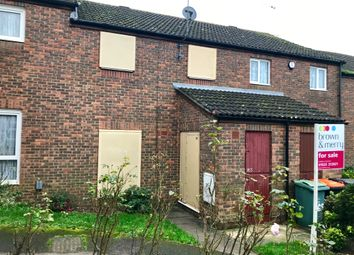 Thumbnail 3 bed terraced house for sale in Meadow Way, Leighton Buzzard