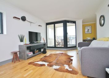 Thumbnail 1 bedroom flat to rent in Burrells Wharf Square, London