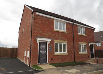 3 bed semi-detached house for sale in Olympus Avenue, Tachbrook Park, Warwick CV34
