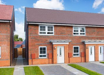 "Thumbnail 2 bed semi-detached house for sale in ""Kenley"" at Bedewell Industrial Park, Hebburn"