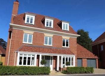 Thumbnail 5 bed detached house for sale in Trent Park, Snakes Lane, Hertfordshire