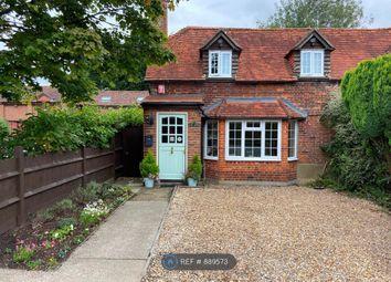 King John's Lane, Herriard, Basingstoke RG25. 2 bed semi-detached house